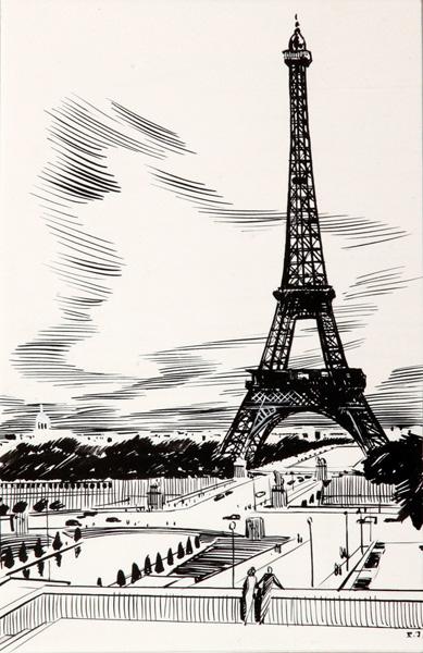 Vente 26 bd dimanche 7 octobre 2012 millon belgique - Dimensions de la tour eiffel ...